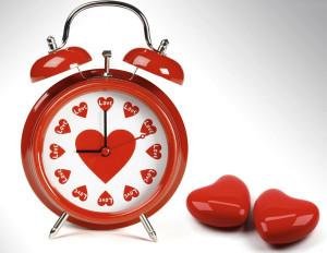 The Love Hour Clock